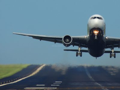 Negotiating the Turbulence of the Air Freight Industry