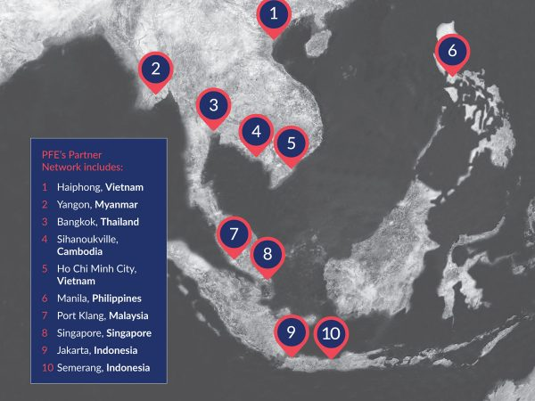 imports from SE asia
