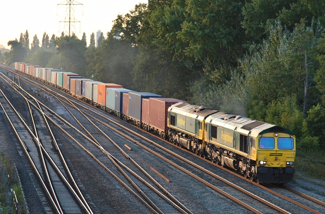 intermodal transport